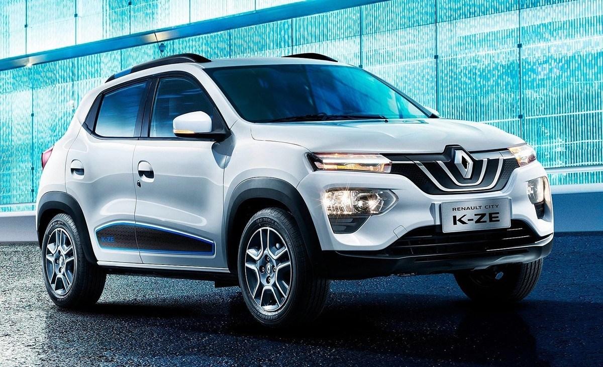 El nuevo Renault City K-ZE ya está a la venta en China con un precio asequible