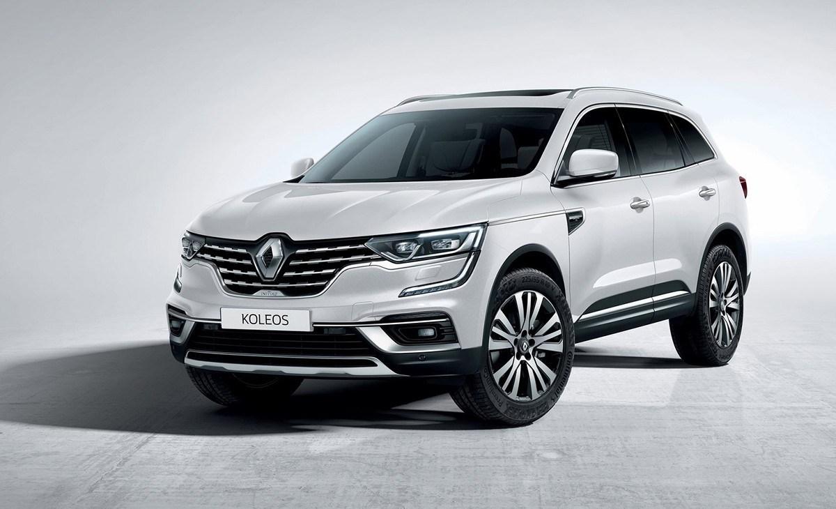 Precios del Renault Koleos 2020, el renovado SUV llega a España