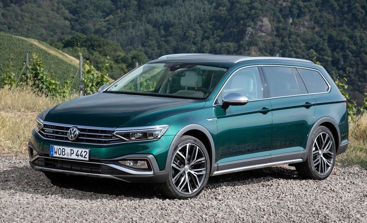 Volkswagen Passat Alltrack 2019, precios de la variante más aventurera
