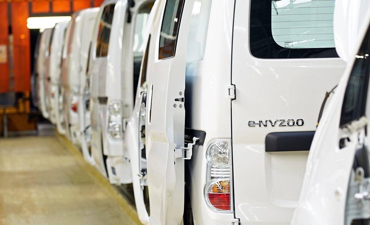 La producción de vehículos en España crece un 12,6% en agosto de 2019