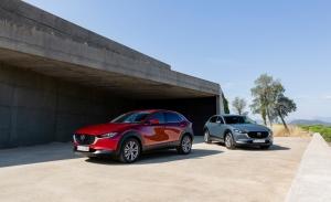 Prueba Mazda CX-30 Skyactiv-X, llegan los motores de combustión de nueva generación (con vídeo)