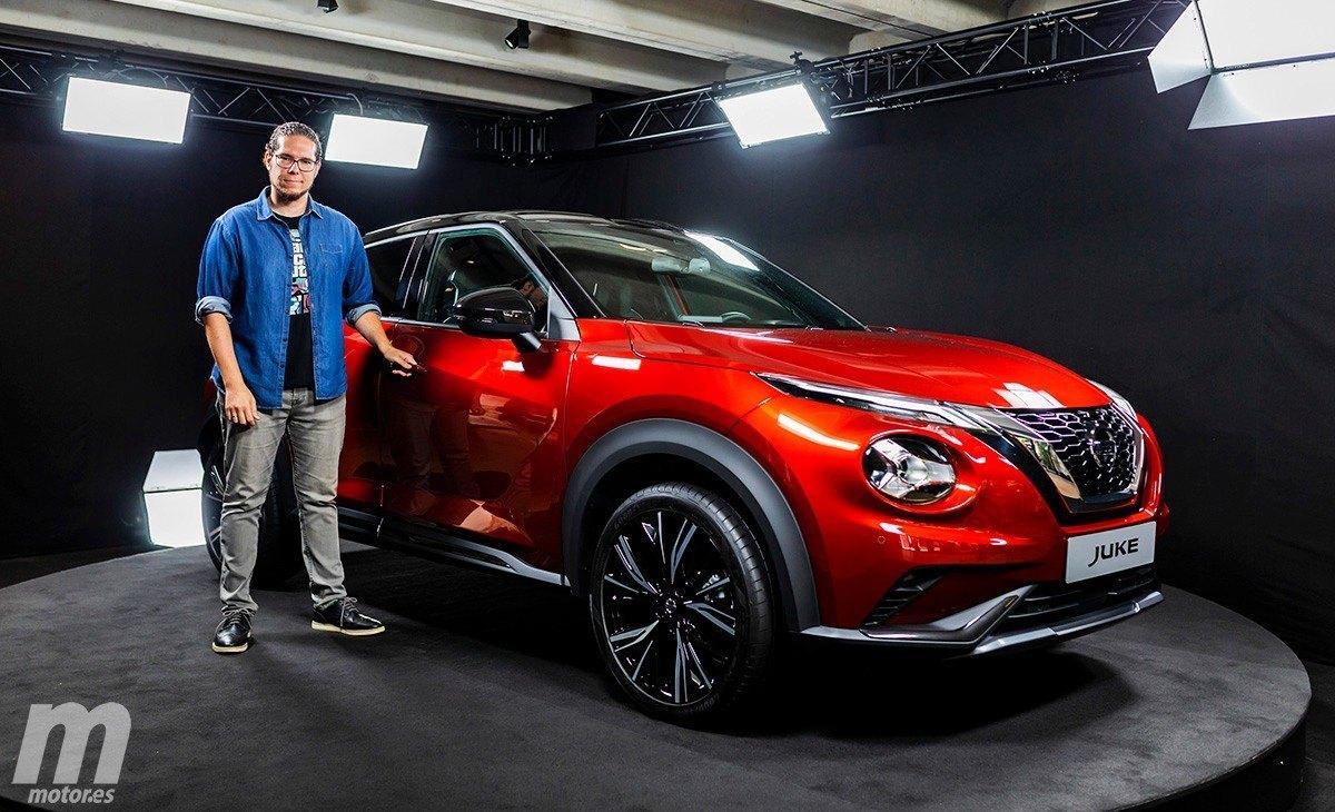 Nissan Juke 2020, impresiones en vivo