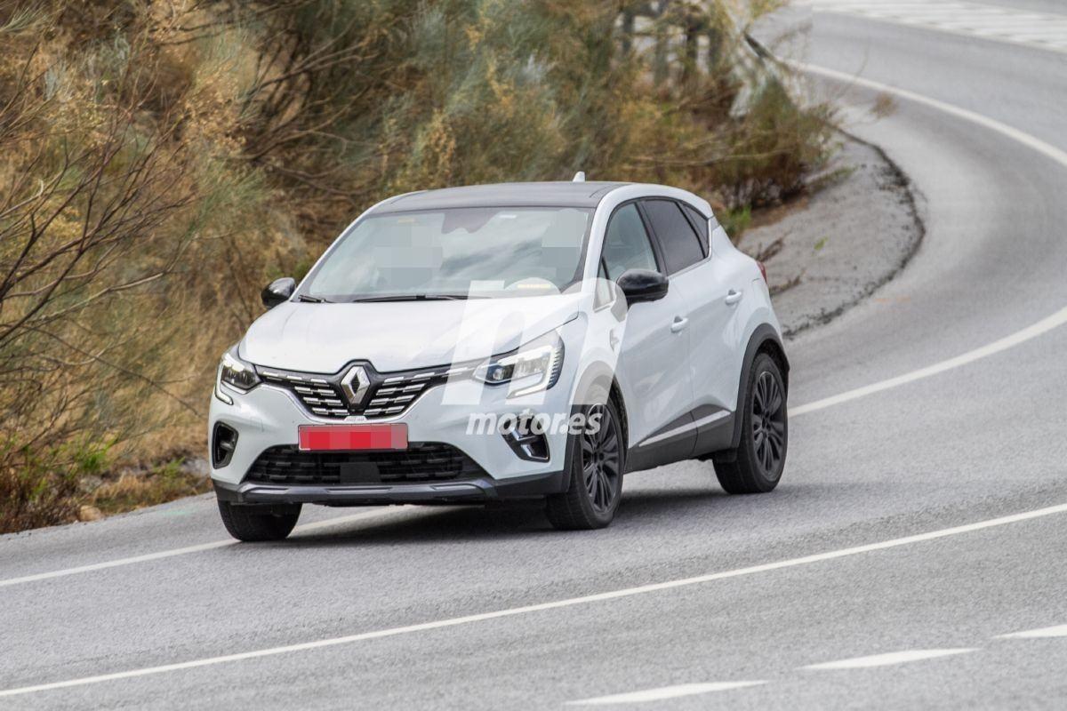 Renault Captur E-Tech, descubrimos los detalles del B-SUV híbrido enchufable