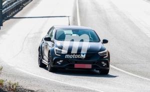 Avistado el facelift del Renault Mégane RS Trophy 2020 en nuevas fotos espía