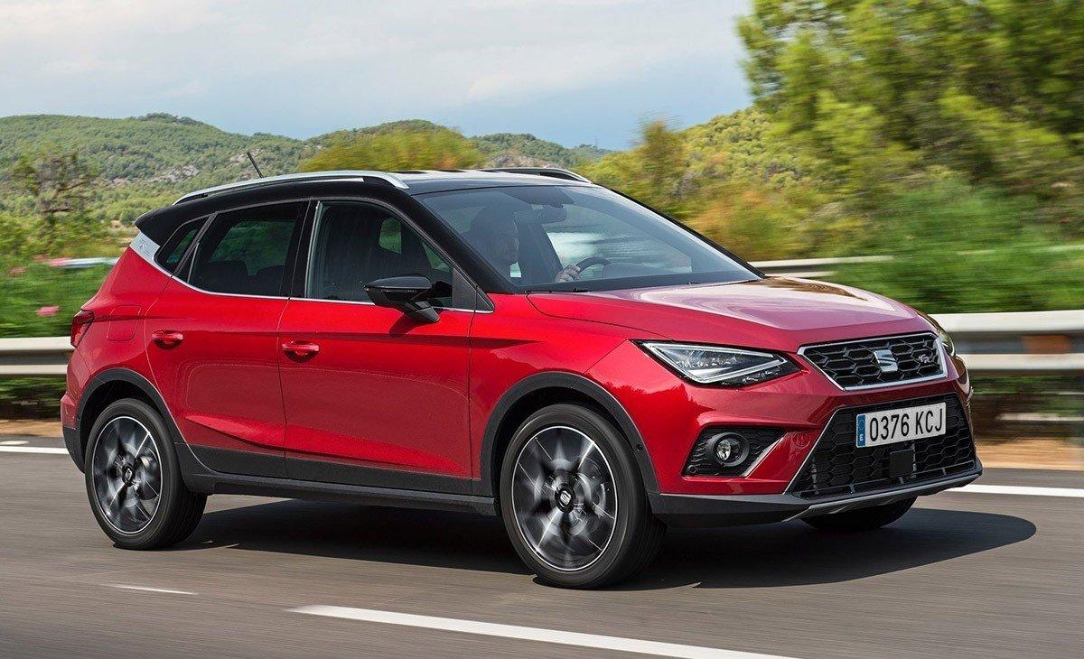 El SEAT Arona volverá a contar con el motor de gasolina TSI de 150 CV
