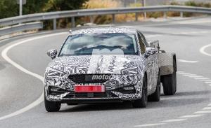 Nuevo avistamiento de pruebas del SEAT León PHEV, el nuevo compacto híbrido