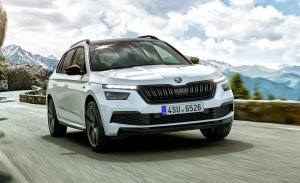 Skoda Kamiq Monte Carlo, un toque deportivo para el nuevo crossover urbano