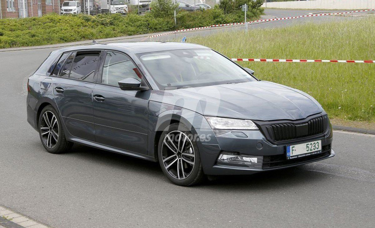La nueva generación del Skoda Octavia será presentada en noviembre