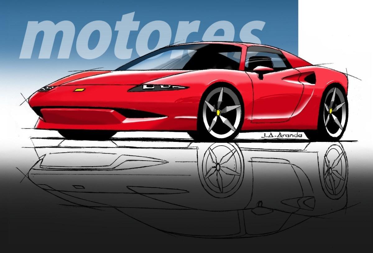 Ferrari Dino, soñando con el regreso de un icono italiano