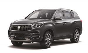 SsangYong Rexton 2020, el SUV de 7 plazas se pone al día en Corea del Sur