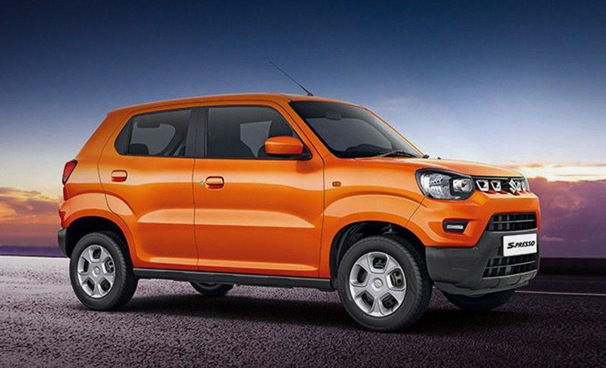 Suzuki S-Presso, emerge en la India un rival para el Renault Kwid