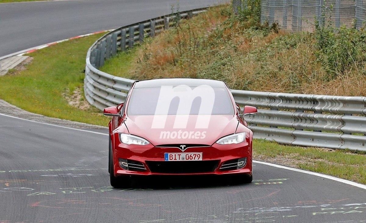Tesla Model S MOD / Plaid 23