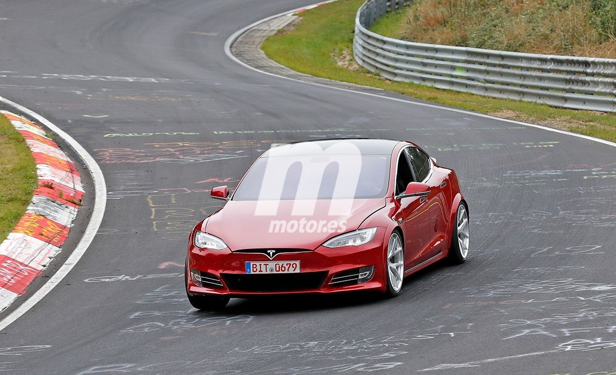 Tesla Model S MOD / Plaid 24
