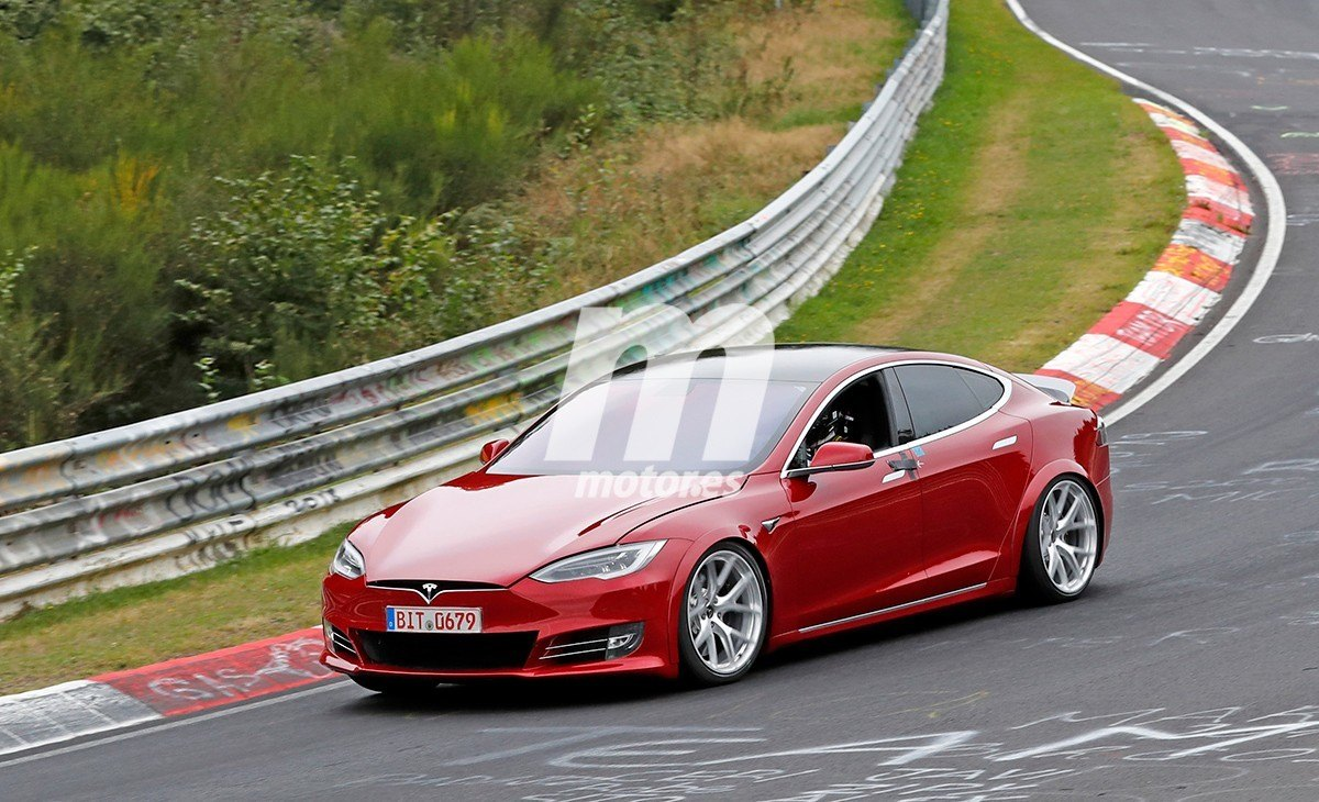 Tesla Model S MOD / Plaid 26