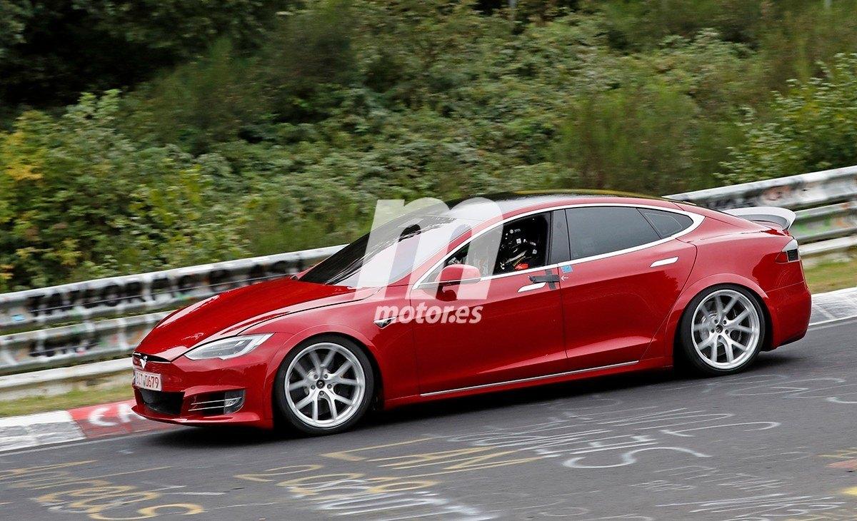 Tesla Model S MOD / Plaid 28