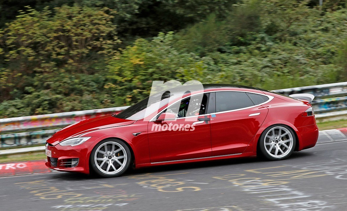 Tesla Model S MOD / Plaid 29