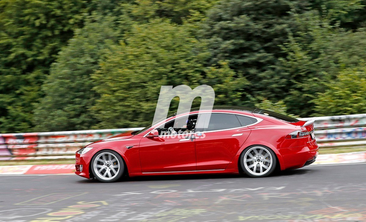 Tesla Model S MOD / Plaid 30