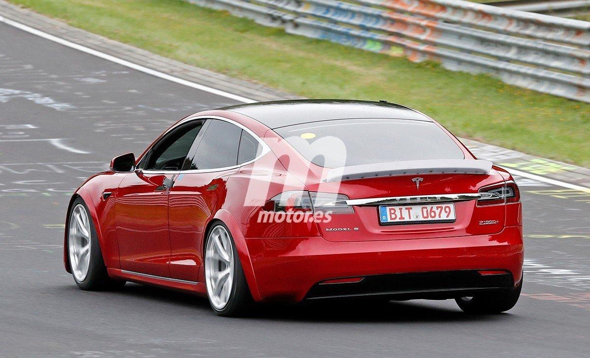 Tesla Model S MOD / Plaid 34