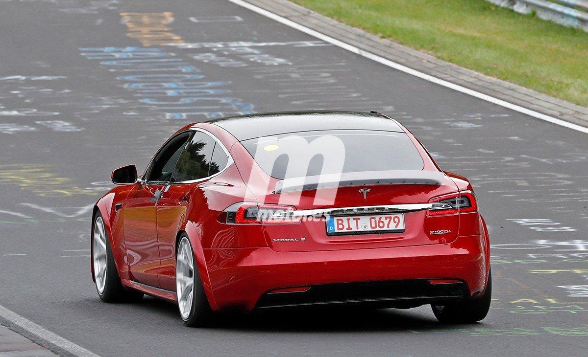Tesla Model S MOD / Plaid 36
