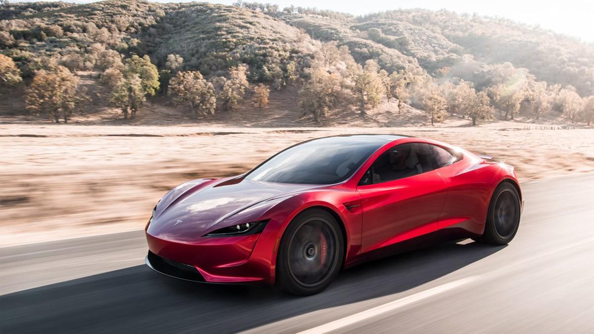 El próximo año tendremos al Tesla Roadster en Nürburgring, según Elon Musk