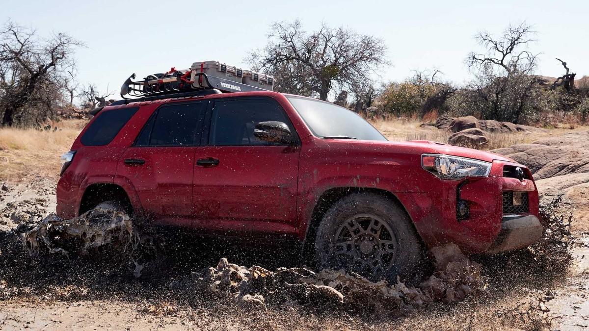 Toyota presenta el nuevo 4Runner Venture Edition