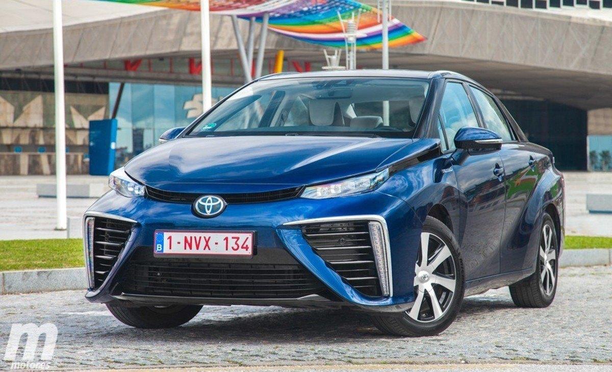 Toyota Mirai 2020, el coche de hidrógeno recibirá una importante actualización