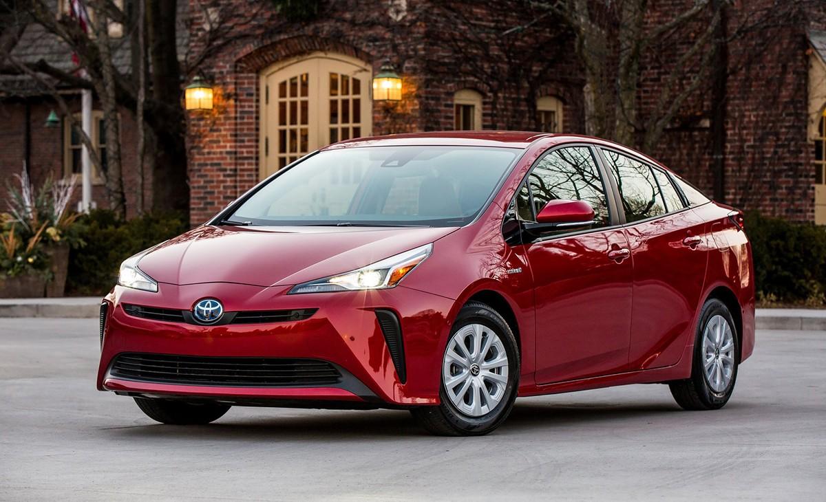 Toyota Prius 2020, el modelo americano mejora su equipamiento