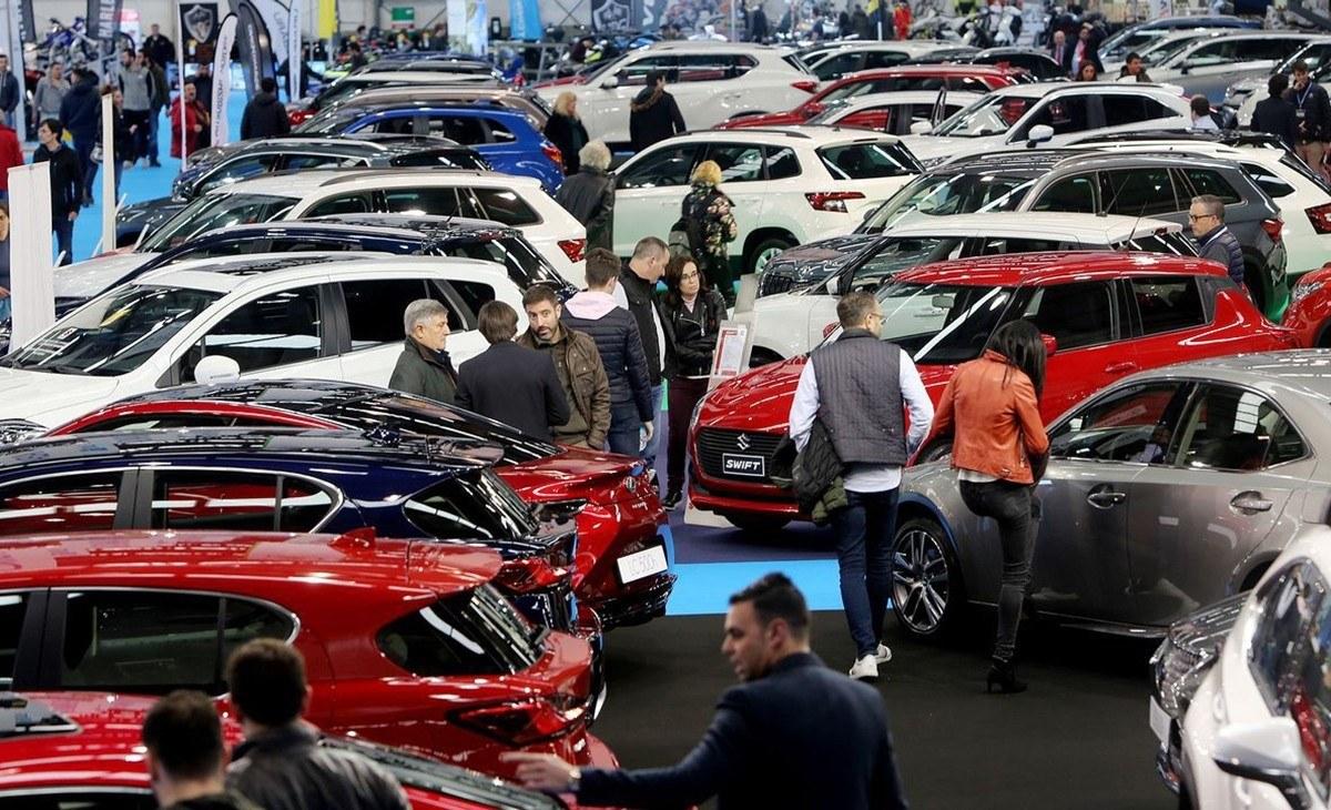 Las ventas de coches de ocasión caen un 4,2% en agosto de 2019