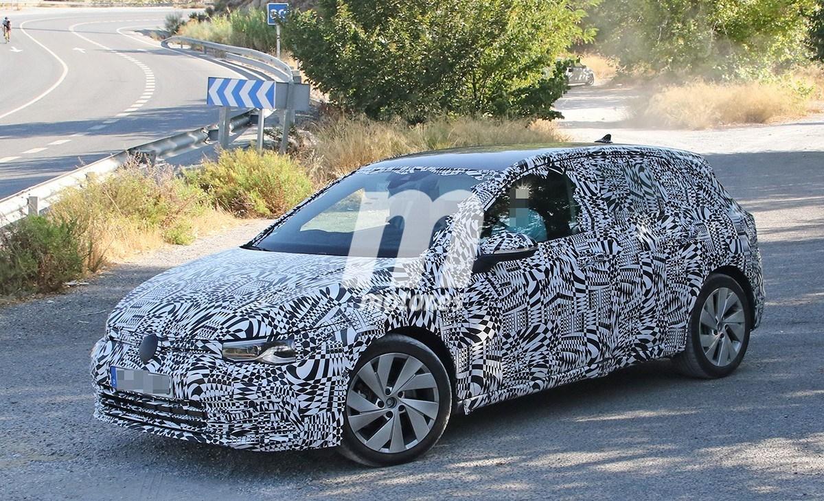 Volkswagen Golf GTE 2020, la octava generación tendrá una versión híbrida enchufable