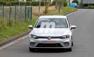 El nuevo Volkswagen Golf GTE, cazado en fotos espía completamente destapado