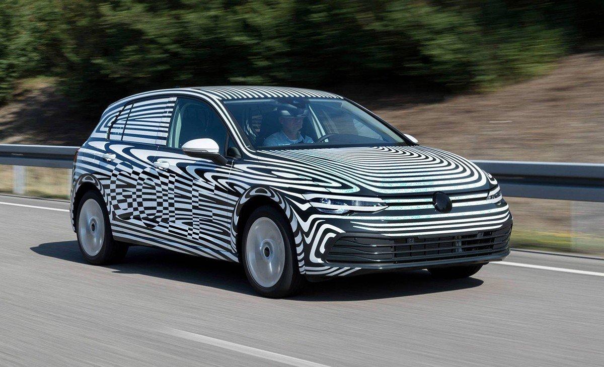 La octava generación del Volkswagen Golf contará con la variante familiar Variant