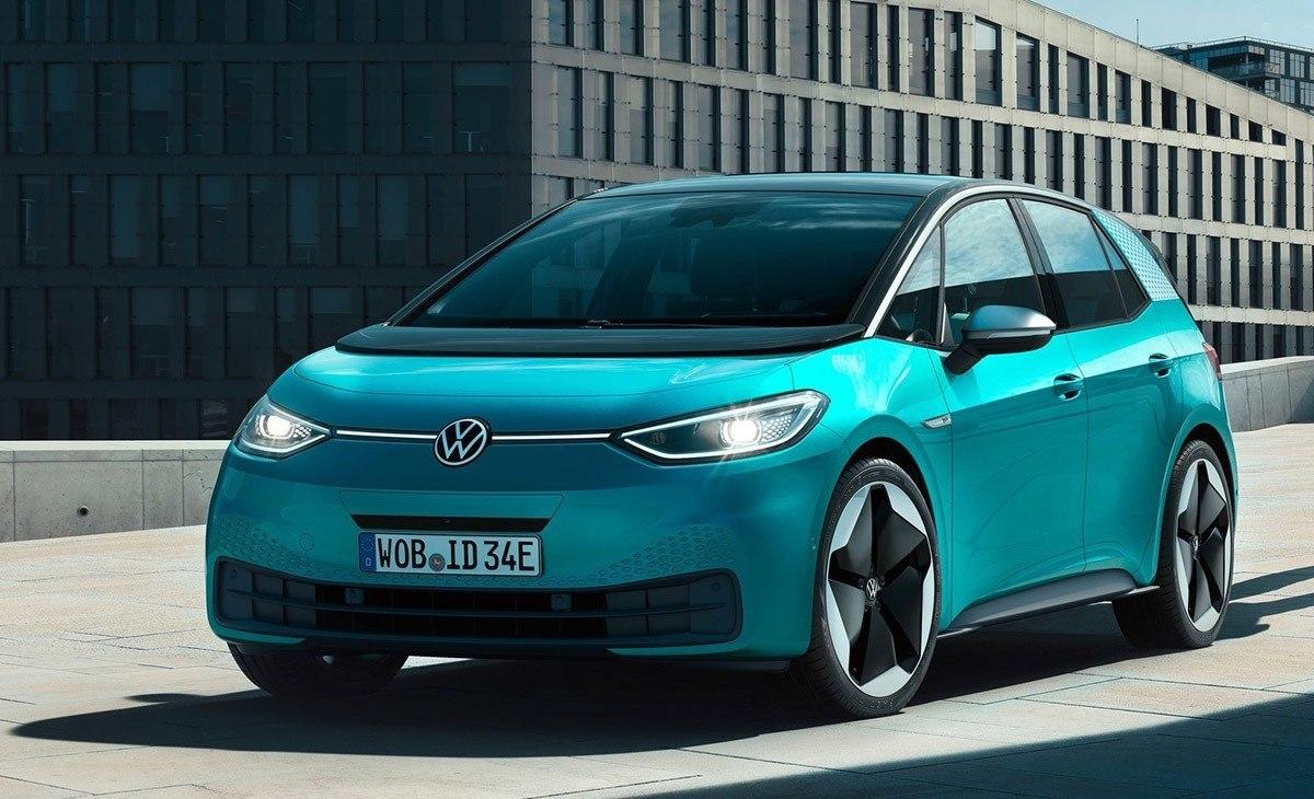 El Volkswagen ID.3 llegará al mercado para rivalizar, entre otros, con el Nissan Leaf