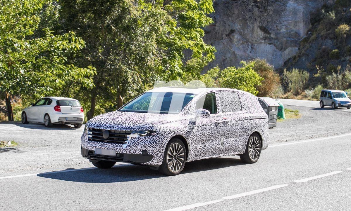 ¡Cazado! El nuevo Volkswagen Viloran se deja ver a su paso por España