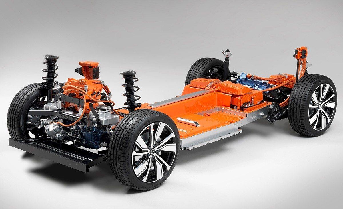 Volvo adelanta los primeros detalles de la versión eléctrica del XC40