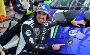 Albert Costa gana el International GT Open junto a Giacomo Altoè