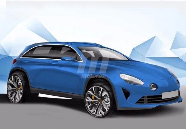 Alpine congela el desarrollo del SUV eléctrico