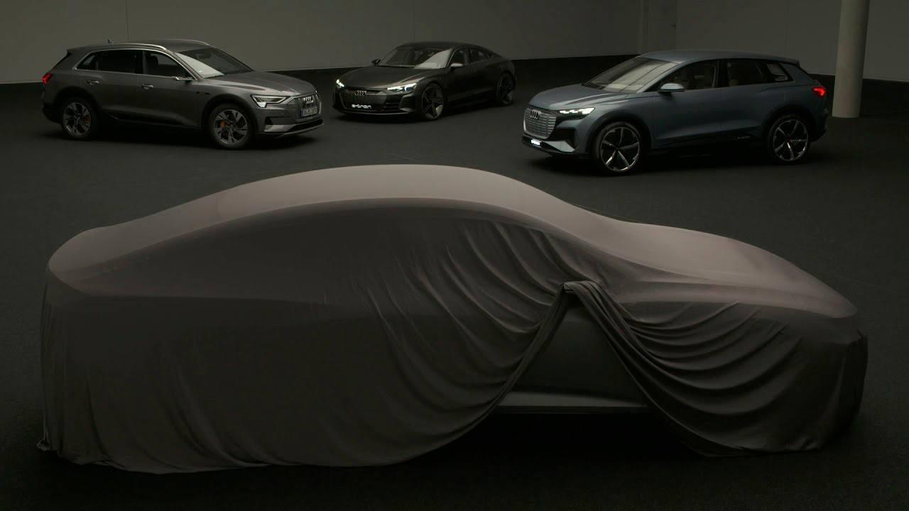 El nuevo concepto eléctrico de Audi vuelve a insinuarse en un teaser