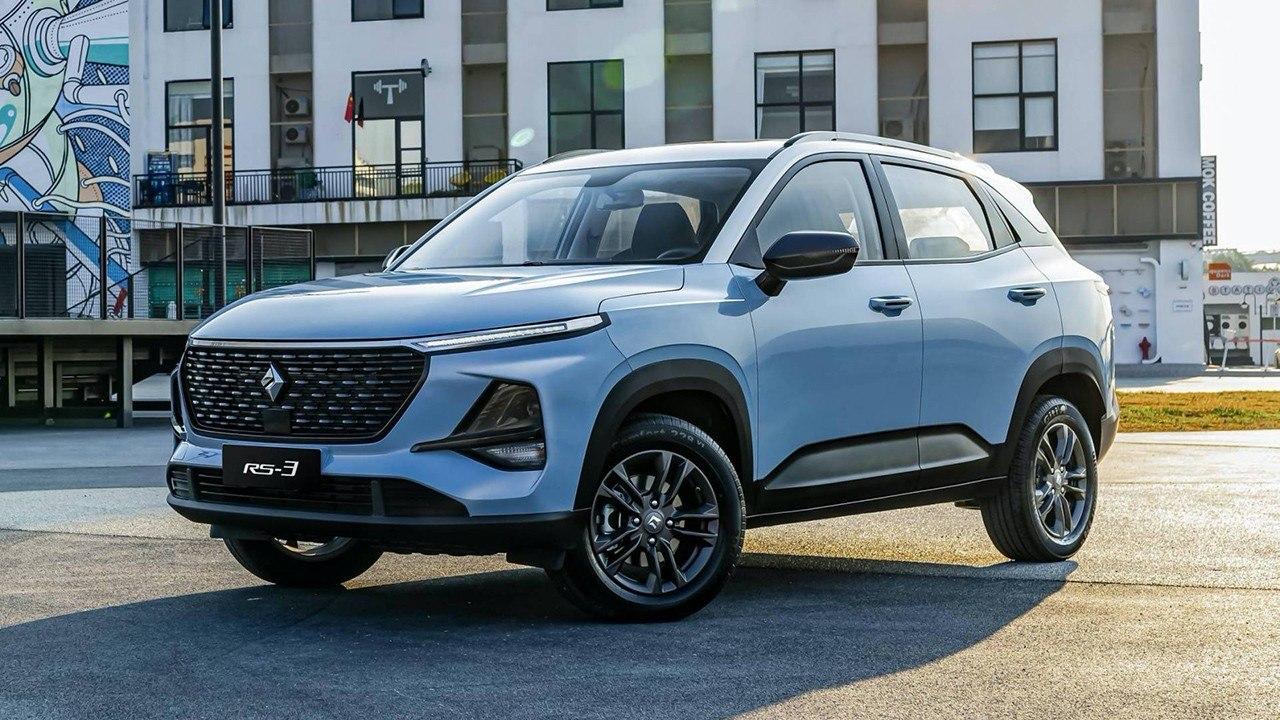 Baojun RS-3, un nuevo SUV concebido por y para China