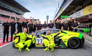 Barwell Motorsport renueva su apuesta en el GT World Challenge Europe