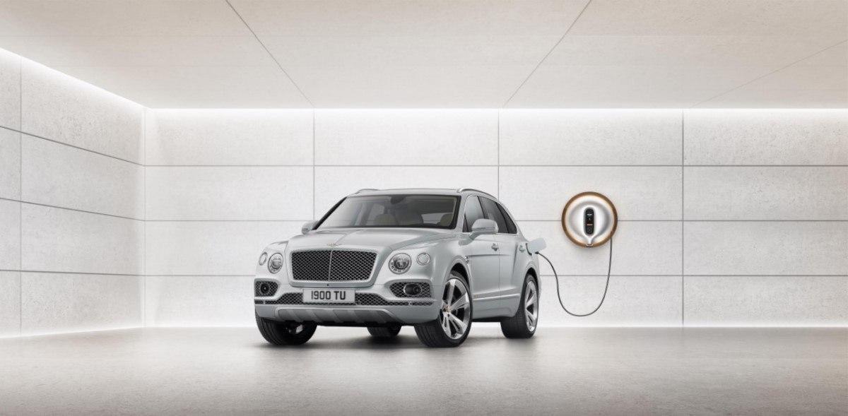 El esperado Bentley Bentayga Hybrid ya tiene precio en Alemania