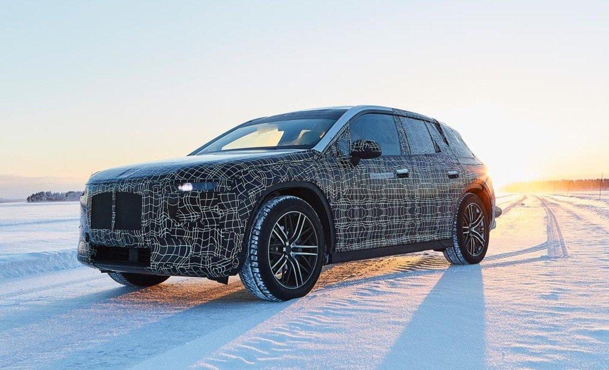 BMW iNEXT, las claves del SUV eléctrico que llegará en 2021