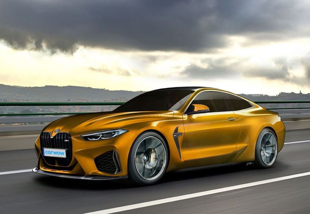 Adelanto del aspecto del futuro BMW M4 Coupé