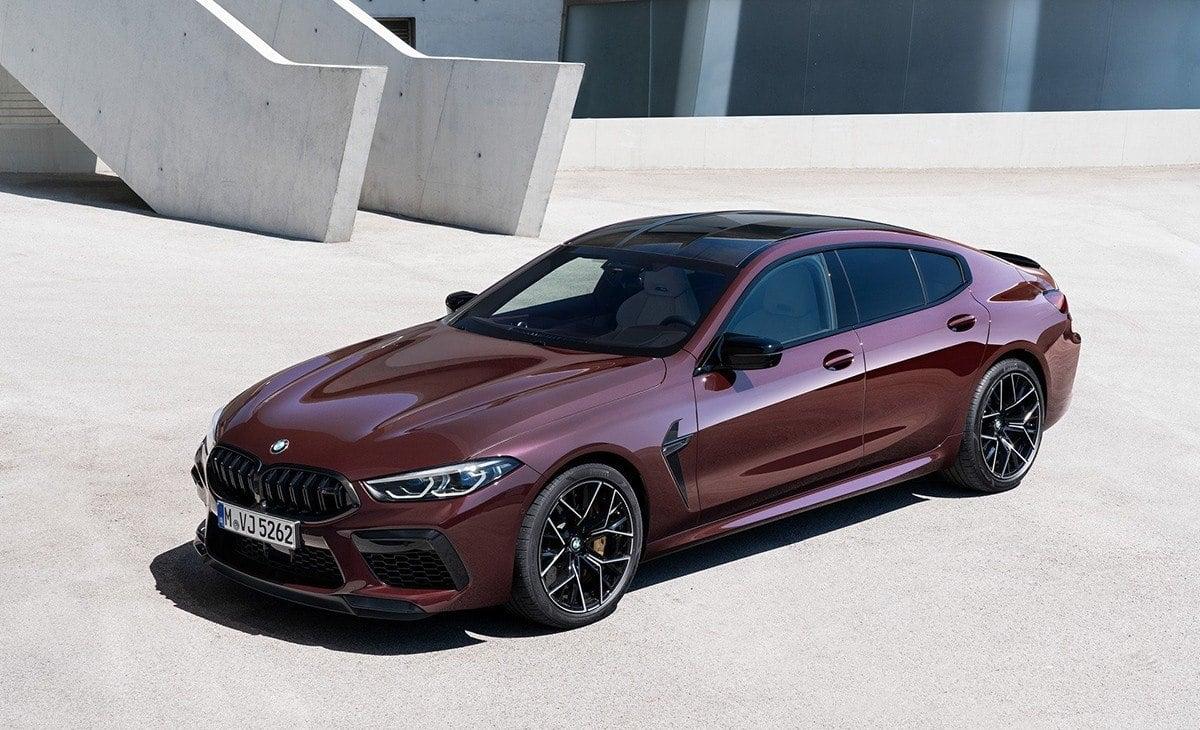 el nuevo alpina b8 gran coupé 2021, al destapado en unas