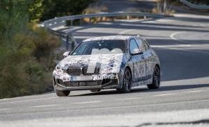 BMW prepara una nueva versión deportiva del Serie 1 conocida como M128ti