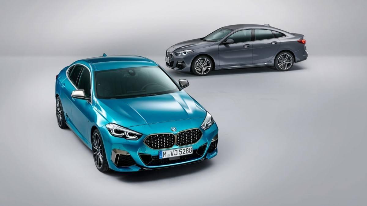 BMW Serie 2 Gran Coupé, llega la nueva berlina deportiva al segmento compacto