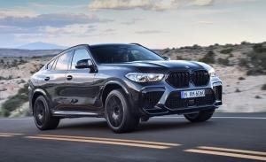 BMW X6 M 2020, más deportividad y radicalidad