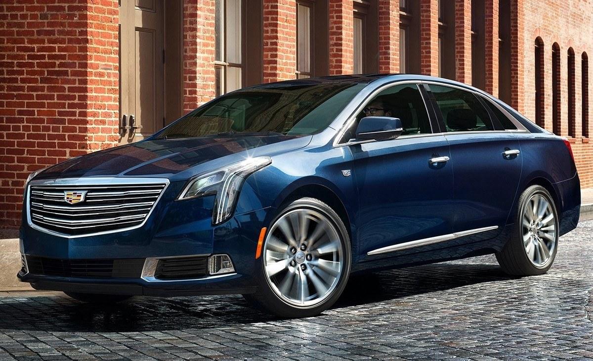 La producción del Cadillac XTS ha finalizado