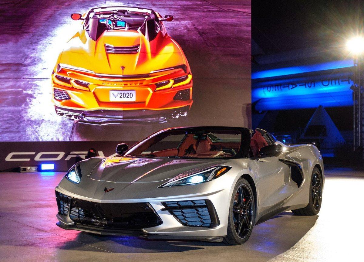 El primer Chevrolet Corvette Stingray 2020 será subastado en enero