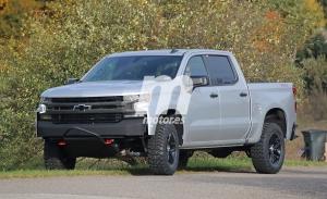 Chevrolet comienza las pruebas del futuro Silverado ZRX