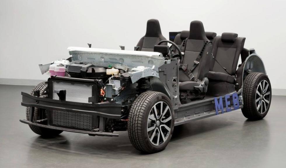 Estas son las claves de MEB, la plataforma sobre la que se construye el nuevo Volkswagen ID.3